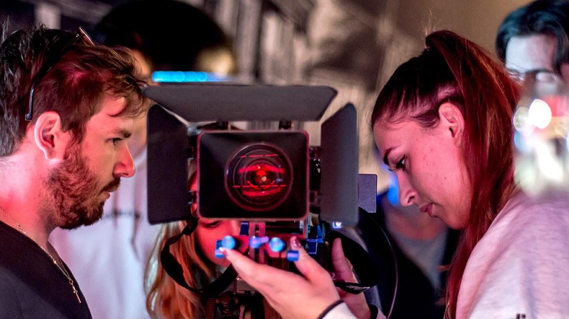 bts montage video : formation audiovisuel