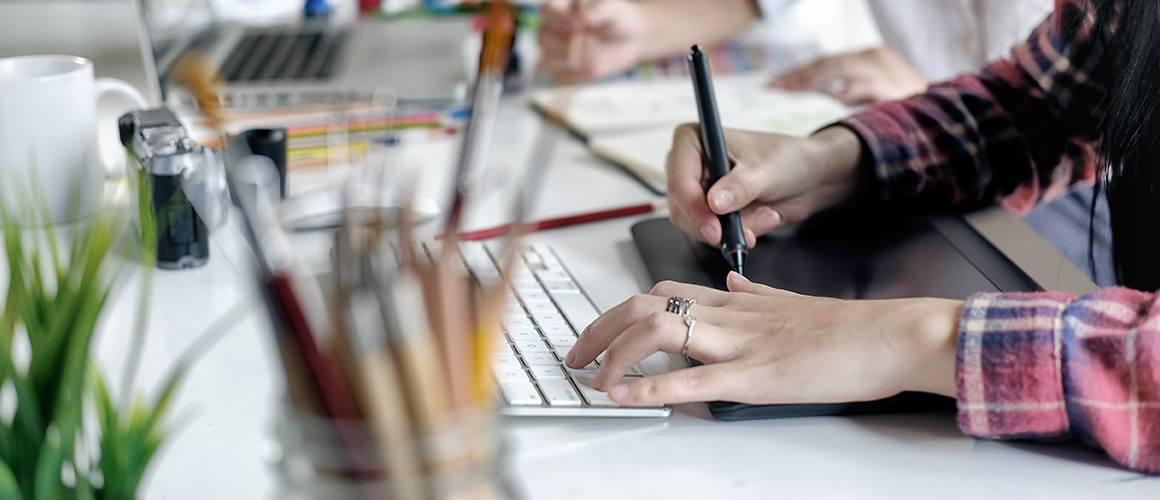 formation directeur artistique digital École Brassart