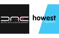 logo école DAE université Howest Belgique