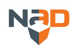 logo école animation 3D NAD Montréal