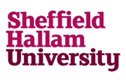 logo Sheffield Hallam university