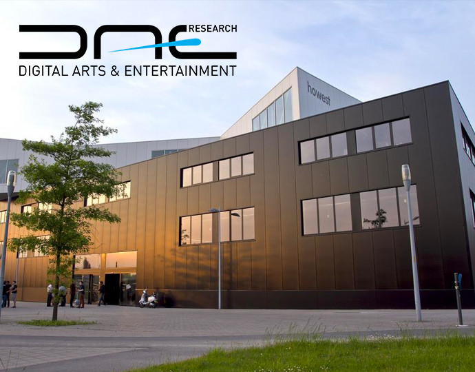 Actu Brassart : Partenariat international avec l'école Digital Arts & Entertainment en Belgique