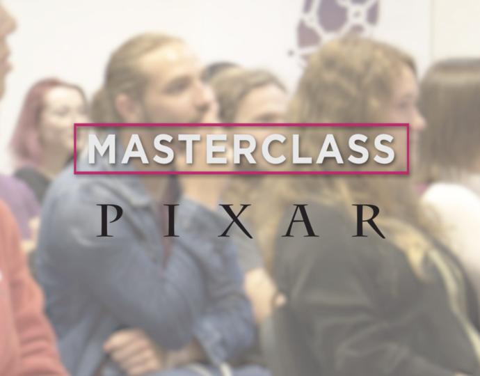 PIXAR : Masterclass chez BRASSART !