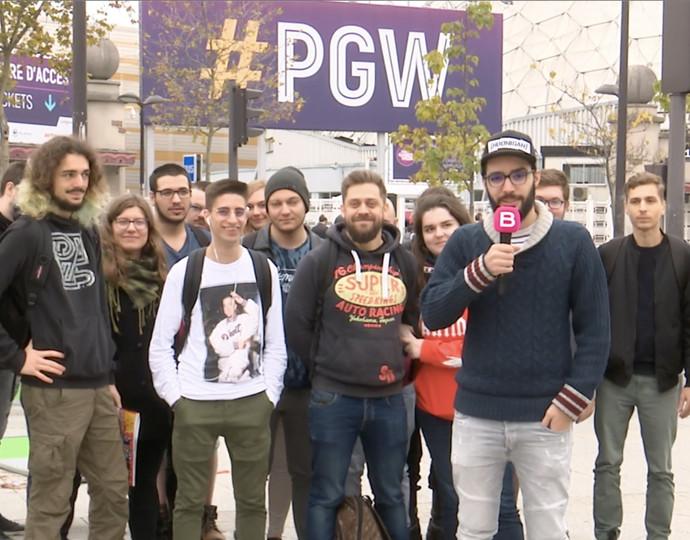 BRASSART à la Paris Games Week, le rendez-vous annuel du Jeu vidéo en France !