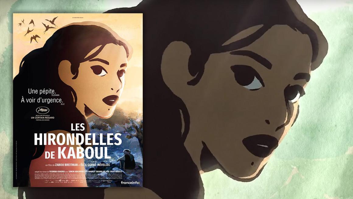 Les Hirondelles de Kaboul - Animateur 2D/Layout Artist
