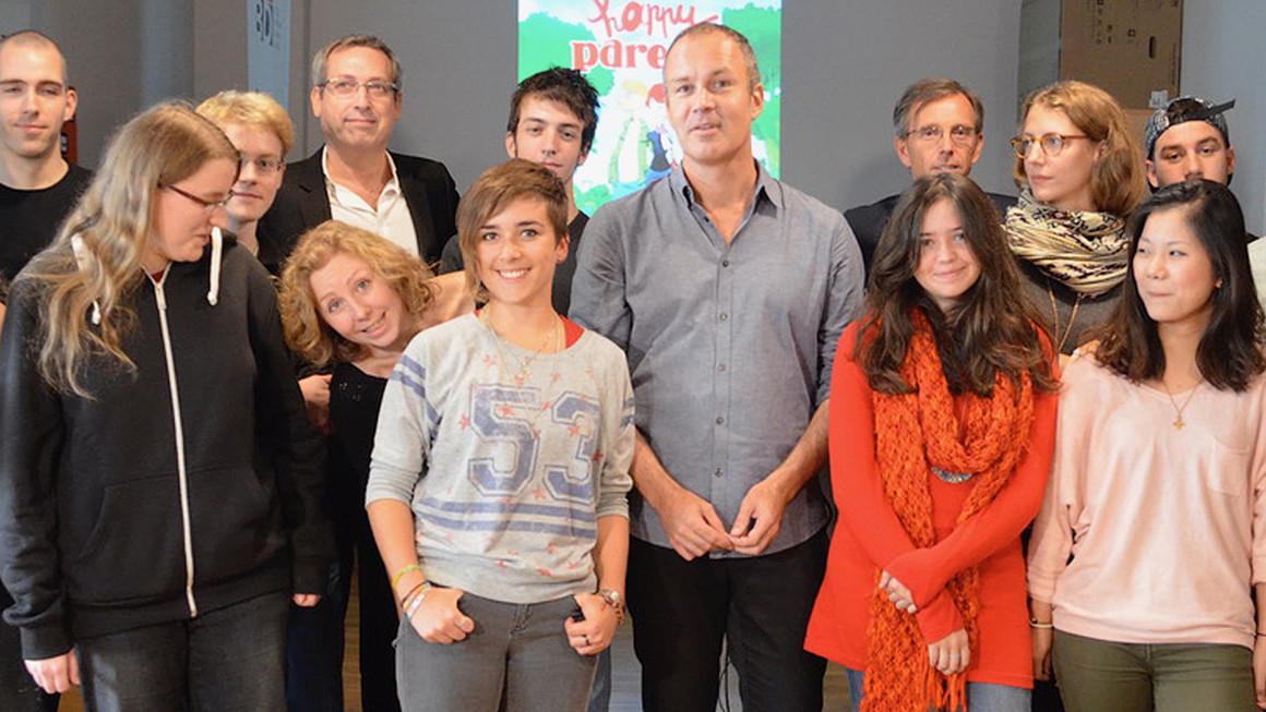 Promo ZEP de l'Académie Brassart-Delcourt