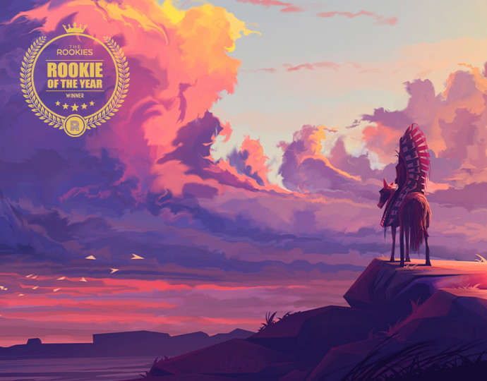 "Rookie Awards 2020 - Lauréat du ""Rookie of The Year"" - Catégorie Concept Art"