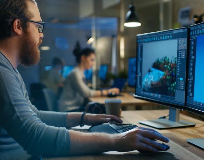 """UBISOFT & SQUEEZE ANIMATION : Masterclass spécial """"Studios d'animation & Jeux vidéo"""""""