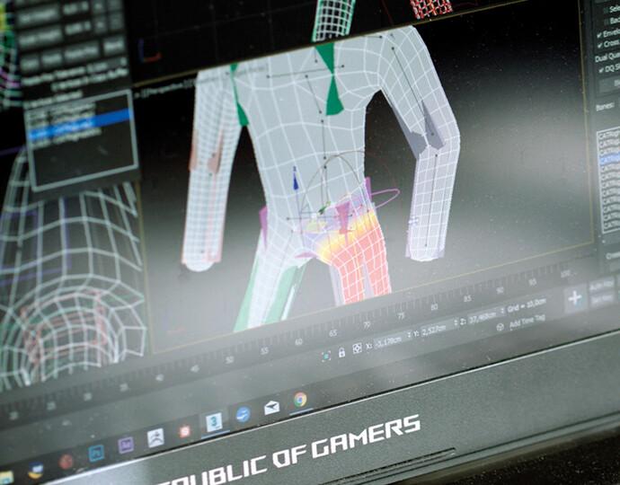 Actu BRASSART : Nos intervenants professionnels - Formation en 3D Modeling