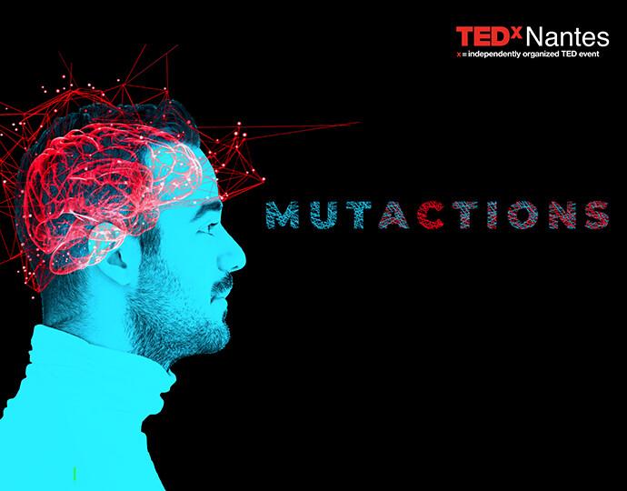 Création de l'identité graphique des conférences TEDx
