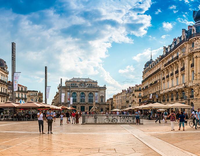 Actu BRASSART : Nouveau campus BRASSART Montpellier à la rentrée !