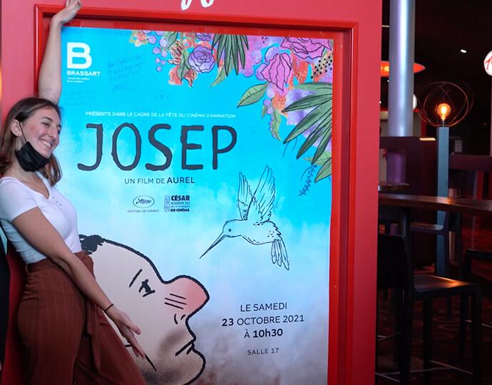 BRASSART fête le cinéma d'animation !