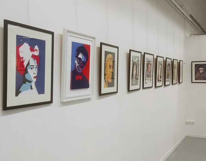 Actu Brassart : Exposition Auto-Portraits