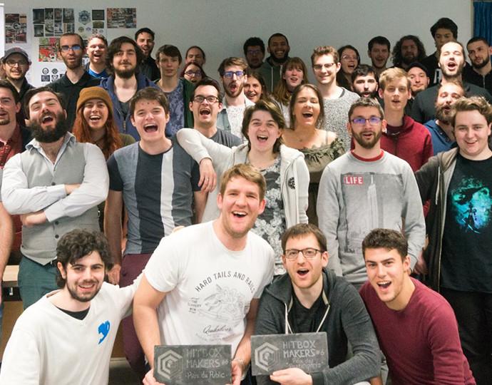 Actu Brassart : Game Jam 2019 sur le Campus Brassart