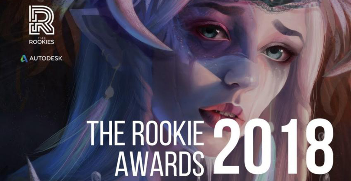 the rookies awards 2018 : école animation 3d et visual effect