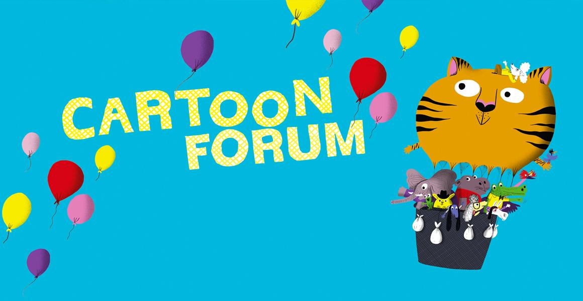 Etudiants en école dessin animé et animation 3D au Cartoon Forum