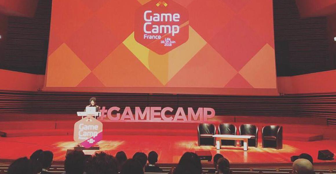 Game camp 2018 : conférences game design et jeux vidéo