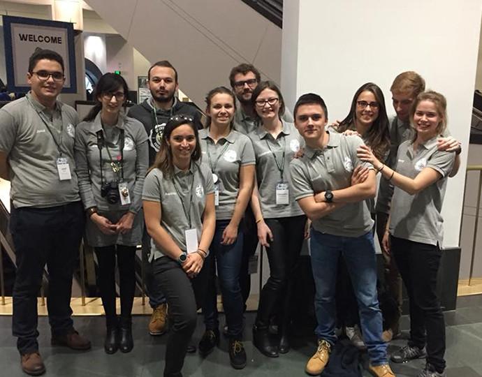 Actu Brassart : 2 étudiants médaillés d'or du MIT avec le projet Snaplab