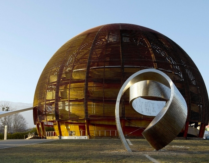 En stage au service graphique du CERN à Genève