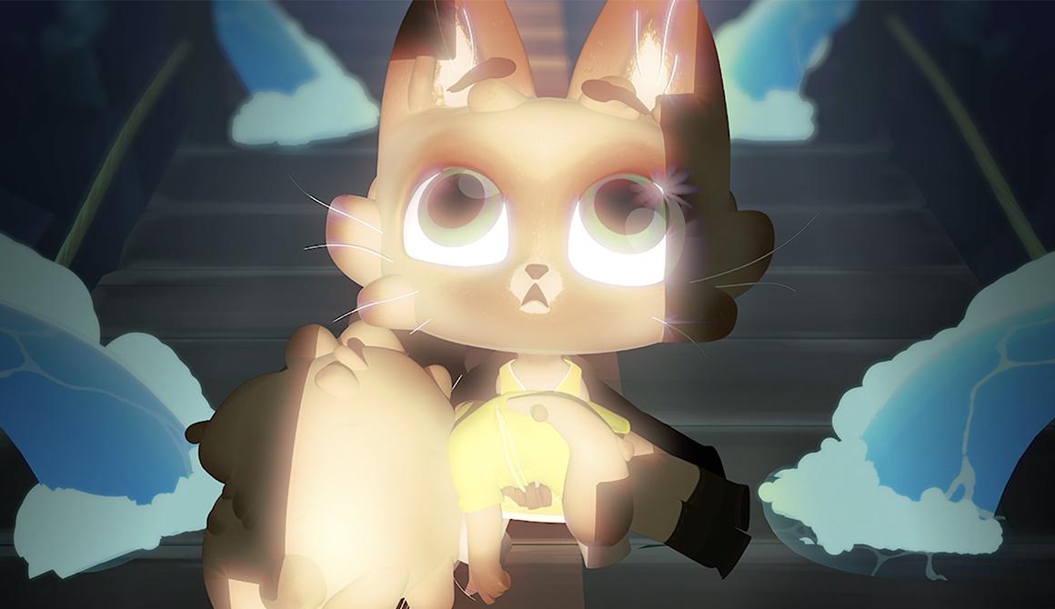 Chamelot : projet bachelor animation - 3d vfx & jeux vidéo / game art