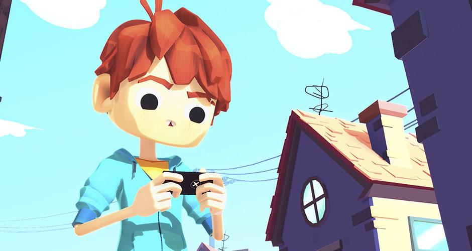 projet école animation 3d et vfx : Pink Sword of the Bibu