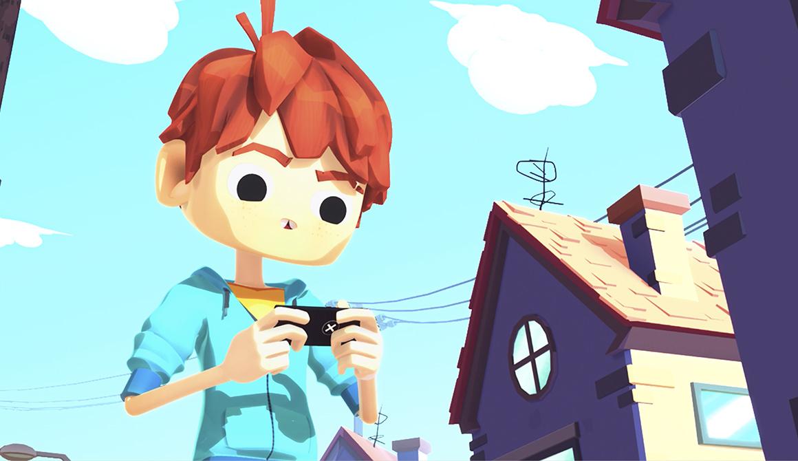 Pink Sword of the Bibu : projet programme bachelor réalisateur animation 3d vfx