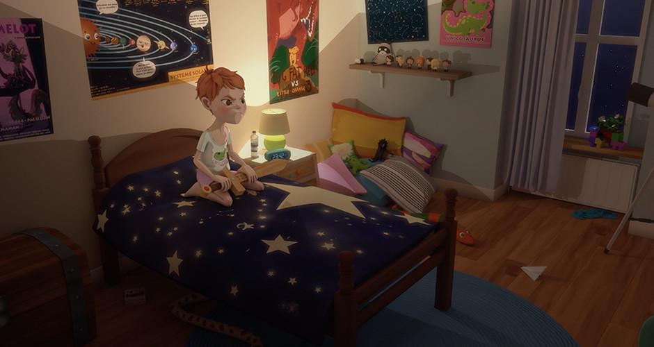 projet école cinéma d'animation 3d & vfx : Claire Obscur