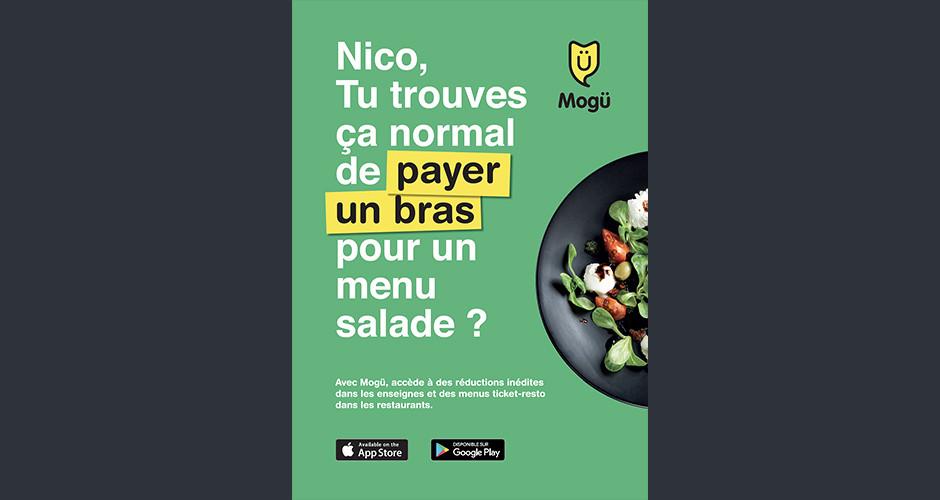 projet école design graphique et digital : Mogü