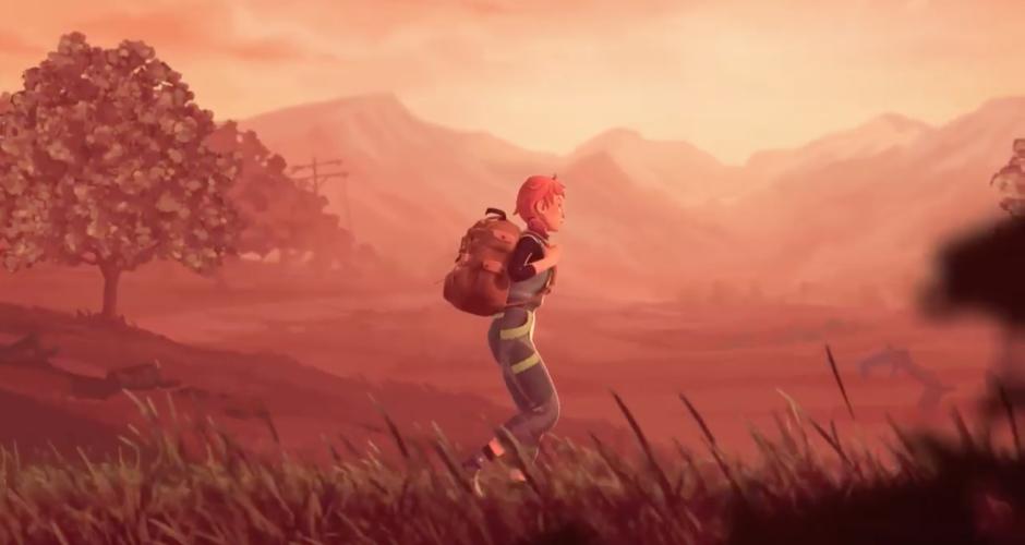 projet école cinéma d'animation 3d & vfx : Read only Memory