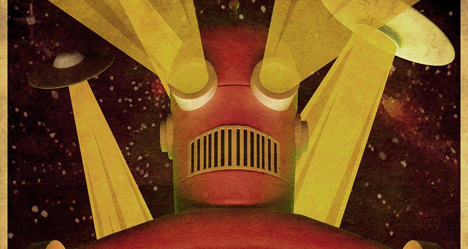 projet école cinéma d'animation 3d & vfx : Gigantor
