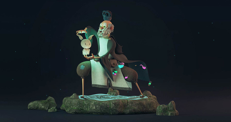 projet école animation 3d et vfx : Merlin