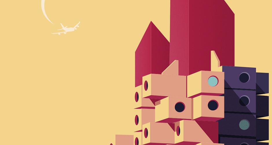 projet école design graphique et digital : Architecture