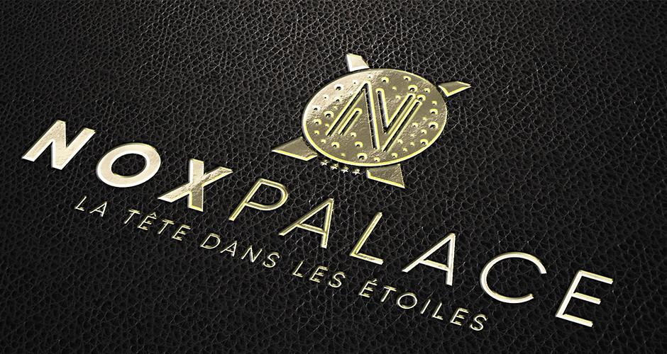 projet école design graphique et digital : Nox Palace