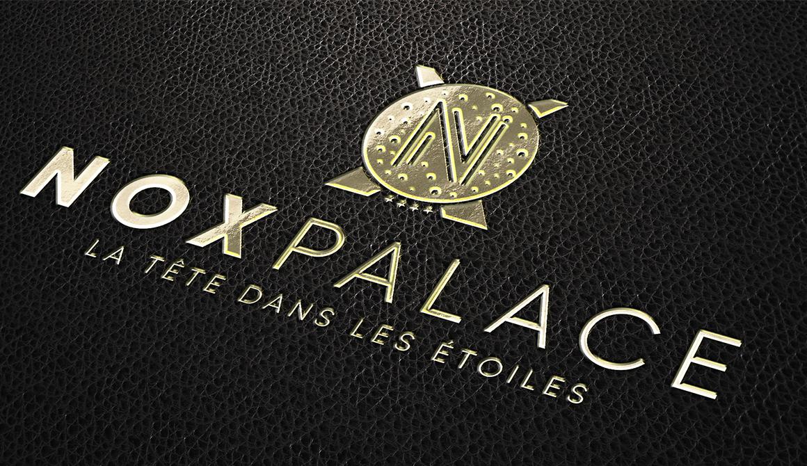 Nox Palace : projet cycle infographiste et multimédia