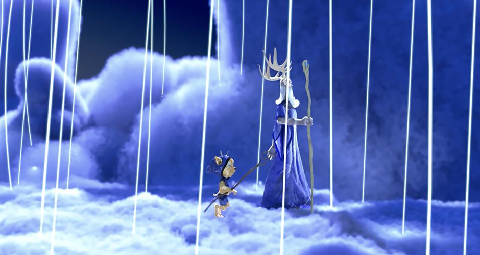 projet école cinéma d'animation 3d & vfx : Les Fils de Morphée