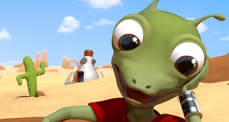 projet école animation 3d et vfx : Les Malheurs de Sloffi