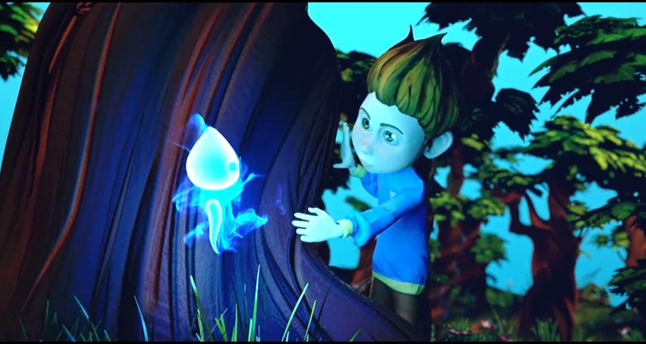 projet école cinéma d'animation 3d & vfx : Beyond
