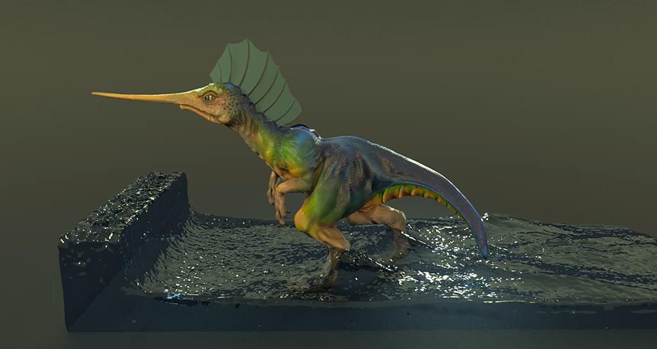 projet école jeux vidéo : Dino