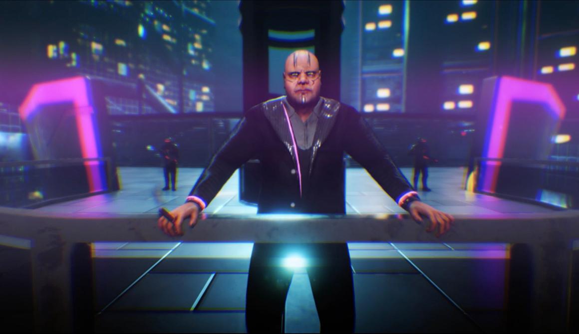 Kira Akuma : projet bachelor animation - 3d vfx & jeux vidéo / game art