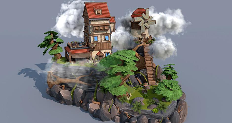projet école jeux vidéo : Univers de jeu