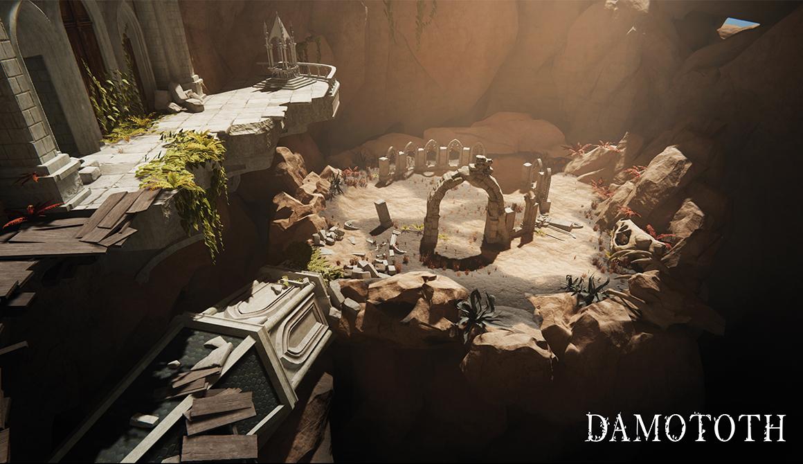 Damototh : projet programme bachelor réalisateur animation 3d vfx programme bachelor game design