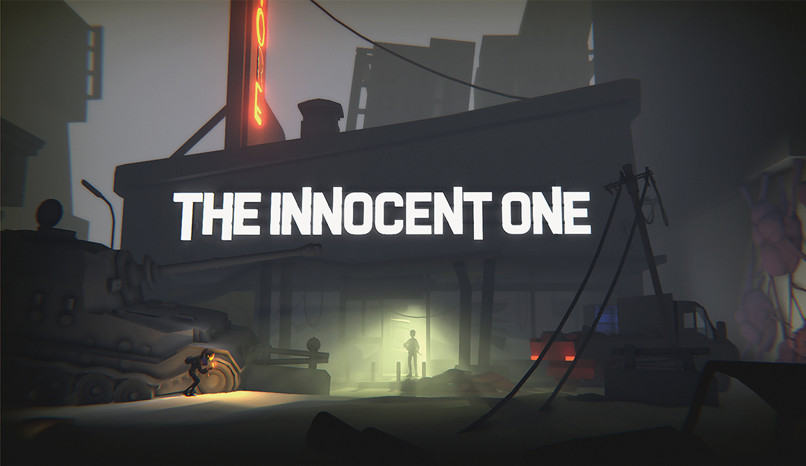 The Innocent One : projet bachelor animation - 3d vfx & jeux vidéo / game art bachelor game design