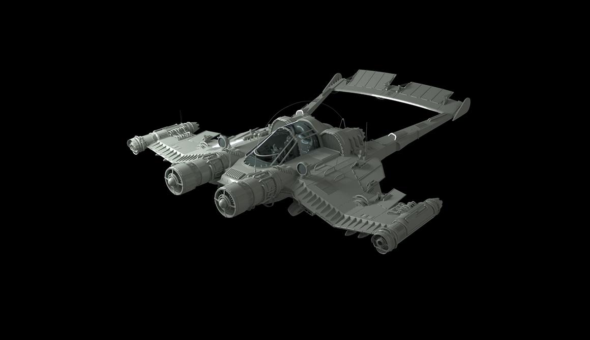 Luckplitter : projet bachelor animation - 3d vfx & jeux vidéo