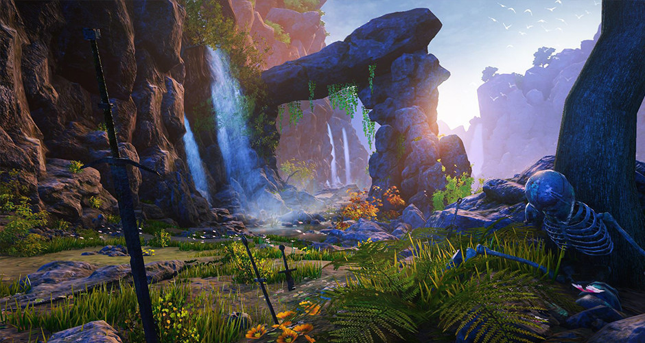 projet école jeux vidéo : Exiled