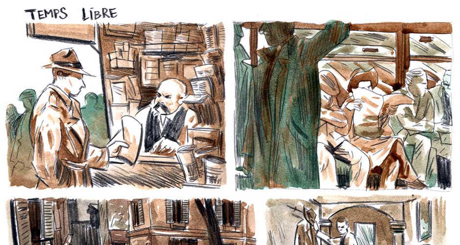 projet école bande dessinée : Angoulême - Temps libre