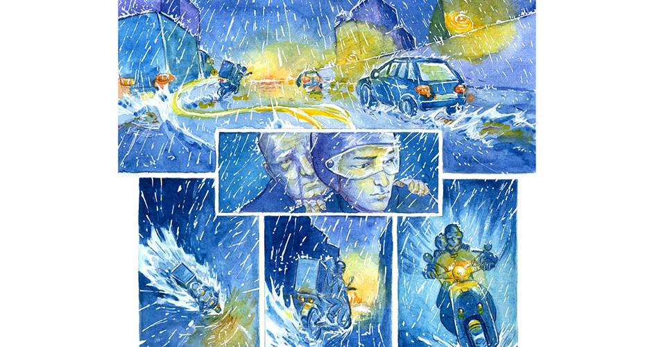 projet école bande dessinée : Bento-Box