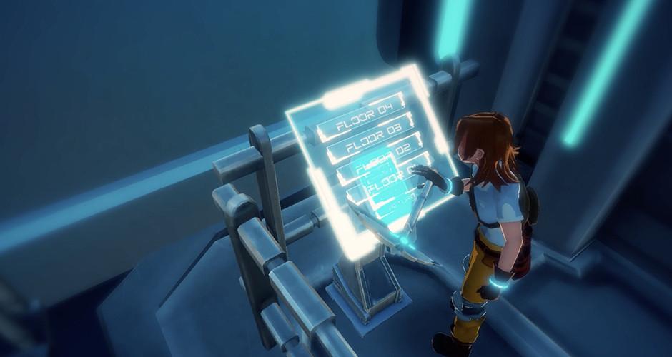 projet école jeux vidéo : Crystal Corp - PFE