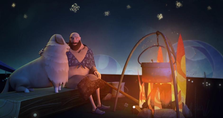 projet école cinéma d'animation 3d & vfx : Le Berger des Etoiles