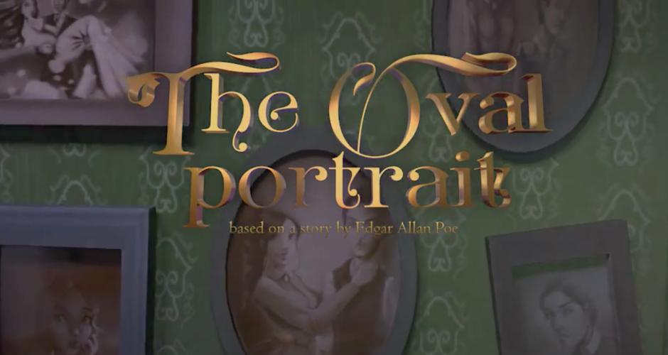 projet école cinéma d'animation 3d & vfx : The Oval Portrait