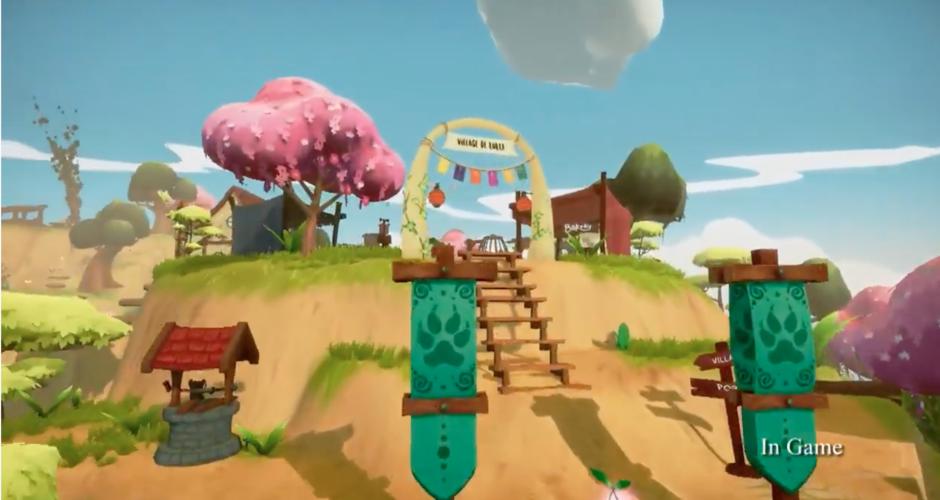 projet école jeux vidéo : Ikeo